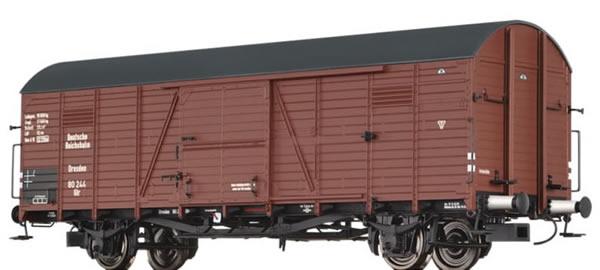 Brawa 48728 - Covered Freight Car Glr