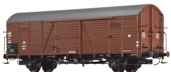 Brawa 48729 - Covered Freight Car Glt 23