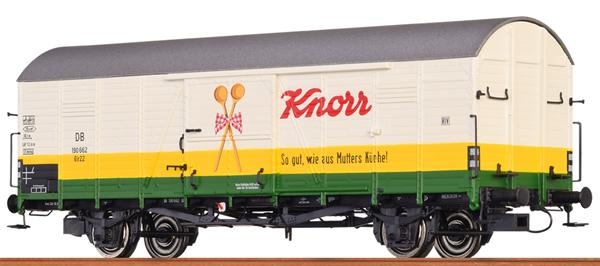 Brawa 48731 - German Box Car GLR22 Knorr of the DB