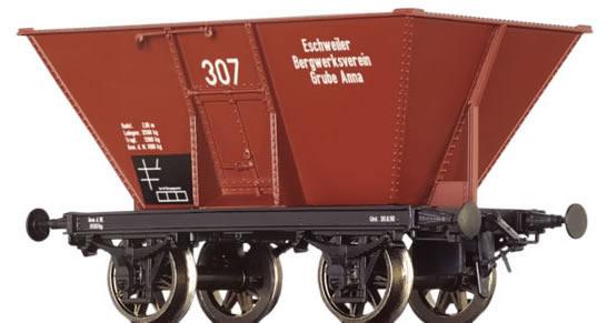 Brawa 48803 - Coal Car Otw Eschweiler Bergwerksverein