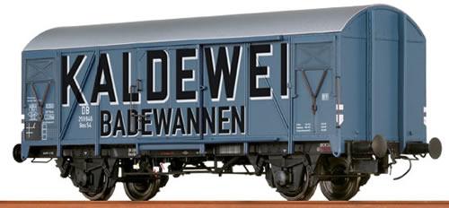 Brawa 48816 - German Freight Car Gms54 Kaldewei of the DB