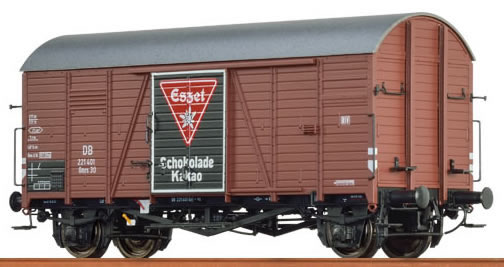 "Brawa 48832 - Covered Freight Car Gms 30 ""Eßzet"" DB"