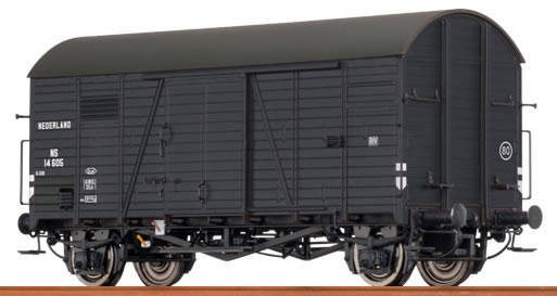 Brawa 48839 - Covered Freight Car Gms 30 NS
