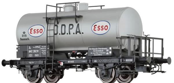 Brawa 48856 - Tank Car 2-axle ZE Esso D.D.P.A