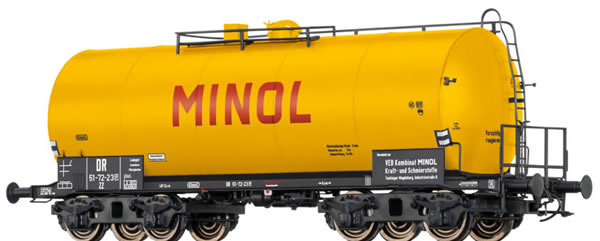 Brawa 48942 - Tank Car Uerdingen ZZ Minol