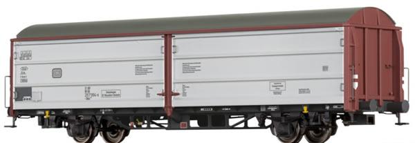 Brawa 48985 - German Sliding Wall Freight Car Hbis 297 of the DB