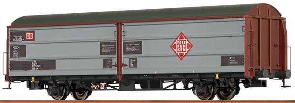 Brawa 48989 - German Slidin Wall Van HHBILLS-X of the DB