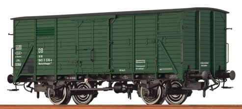 Brawa 49024 - German Bauzugwagen G10 of the DB