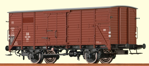 Brawa 49026 - German Freight Car G10 of the DB