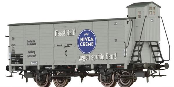 Brawa 49032 - German Freight Car G10 Nivea of the DRG