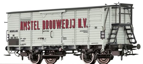 Brawa 49062 - Dutch Beer Car G10 Amstel Brouwerij of the NS