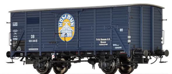 Brawa 49074 - German Freight Car G10 Fritz Homann of the DB