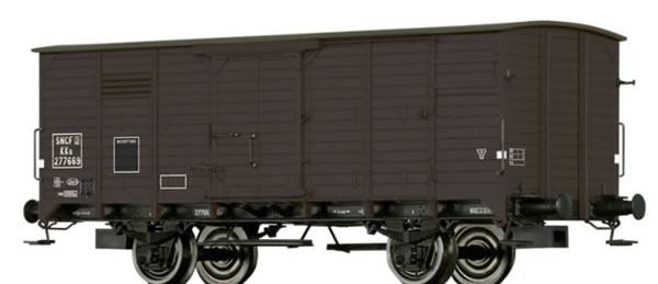 Brawa 49095 - Covered Freight Car KKu