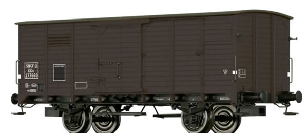 Brawa 49095 - Covered Freight Car KKu