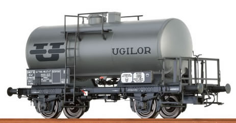 "Brawa 49208 - Tank Car 2-axle ""Ugilor"" SNCF"