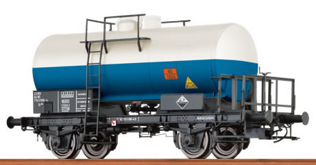 """Brawa 49214 - Tank Car 2-axle """"Natronchemie"""" NS"""