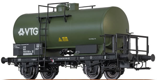 Brawa 49234 - Tank Wagon 2-axle VTG