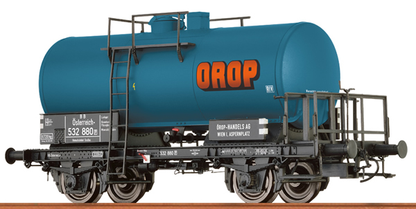 Brawa 49238 - Austrian Tank Car OROP of the BBO
