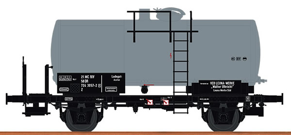 Brawa 49250 - German Tank Car Z of the DR