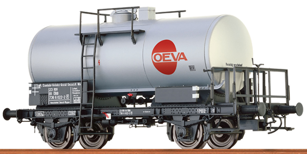 Brawa 49253 - Austrian Tank Car Z OEVA of the OBB