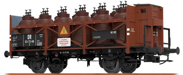 Brawa 49303 - Acid Carrying Car Z