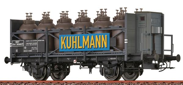 Brawa 49317 - Accid Car SZwf  Kuhlmann