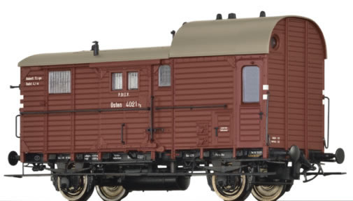 Brawa 49400 - German Luggage Car Pg 14 of the PStEV