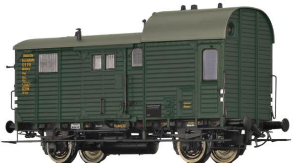 Brawa 49410 - Freight Car Pwg pr 14