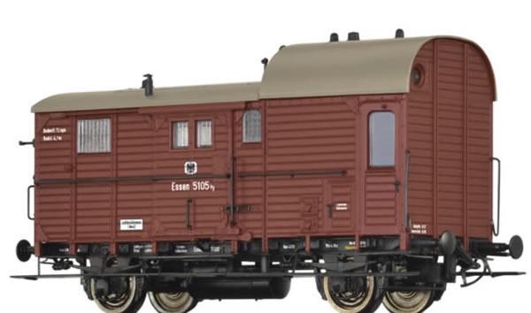 Brawa 49412 - Freight Car Pg (pr IIa 13a)