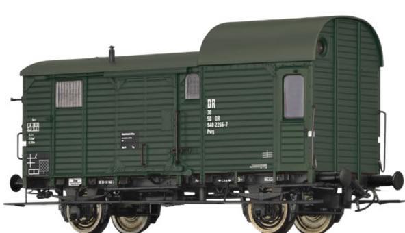 Brawa 49414 - Freight Car Pwg