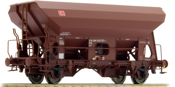 Brawa 49502 - German Open Goods Wagon Fcs092 of the DB-AG