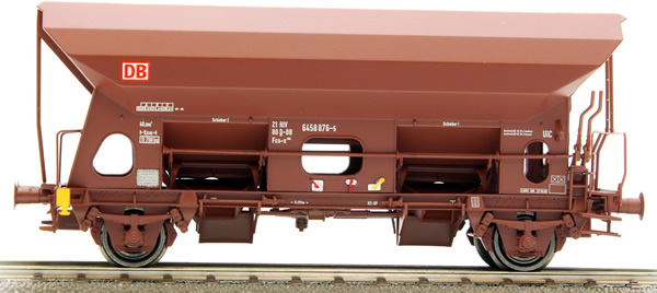 Brawa 49503 - German Open Goods Wagon Fcs092 of the DB-AG