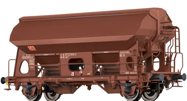 Brawa 49511 - Covered Freight Car Tds 930