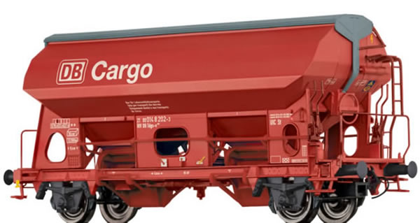 Brawa 49512 - Covered Freight Car Tdgs-v 930 DB Cargo