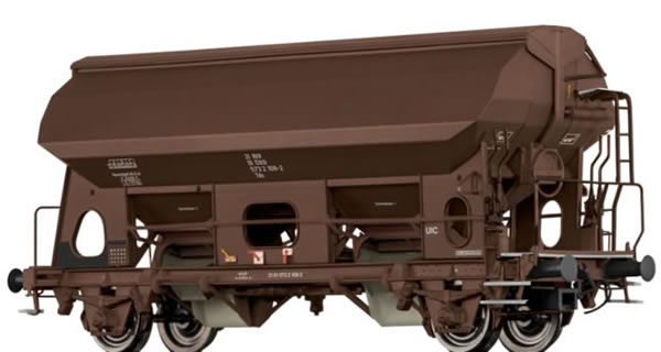 Brawa 49514 - Covered Freight Car Tds