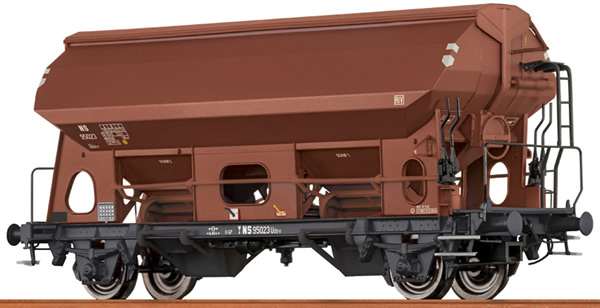 Brawa 49516 - Covered Freight Car Uds-v