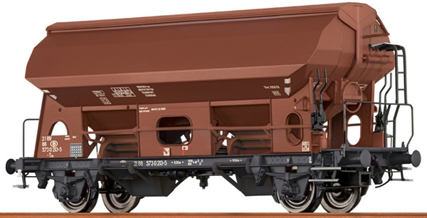 Brawa 49517 - Covered Freight Car Eds Type 1000 D1