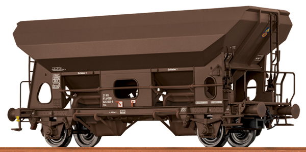 Brawa 49520 - Austrian Hopper FCS of the OBB
