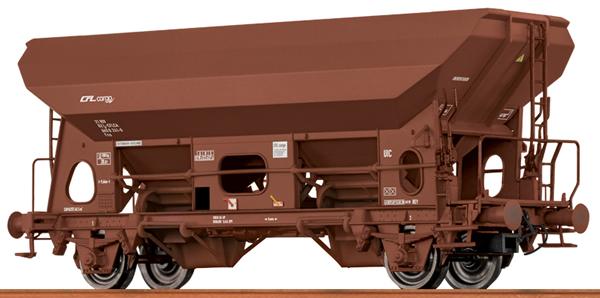 Brawa 49523 - Luxemburgian Hopper FCS of the CFL