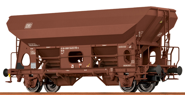 Brawa 49526 - German Hopper FCS 092 of the DB AG