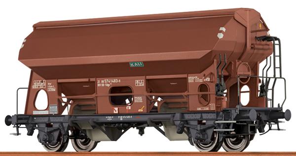 Brawa 49531 - German Closed Hopper TDGS K+S KALI of the DB