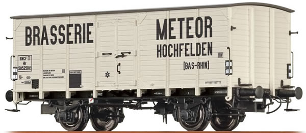 Brawa 49701 - Beer Car G10 Brasserie Meteor