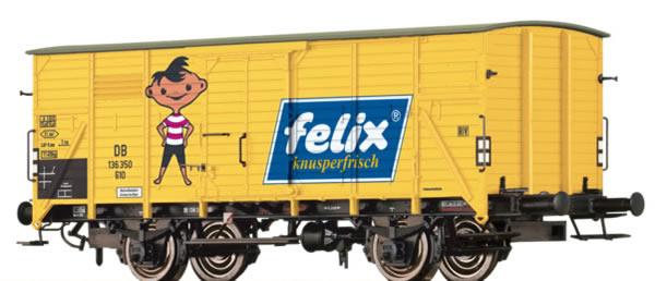 Brawa 49711 - German Freight Car G10 Felix of the DB