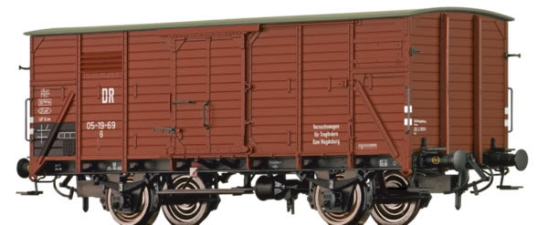 Brawa 49712 - German Freight Car G of the DR
