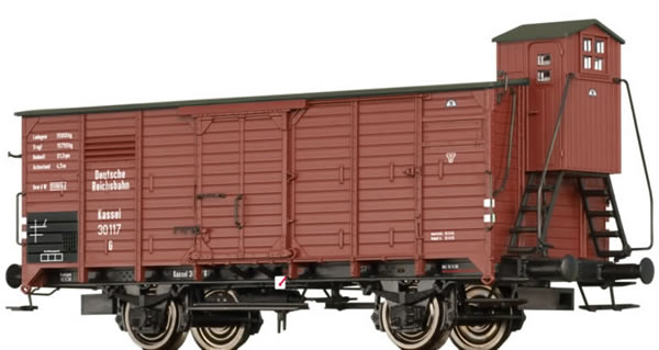 Brawa 49718 - Covered Freight Car G