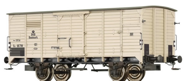 Brawa 49720 - Covered Freight Car IE