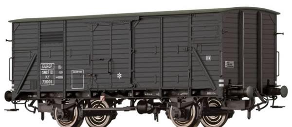 Brawa 49726 - Covered Freight Car Kf2