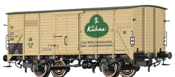 Brawa 49730 - Covered Freight Car G10 Kühne
