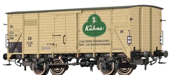 Brawa 49730 - Covered Freight Car G10 Kühne