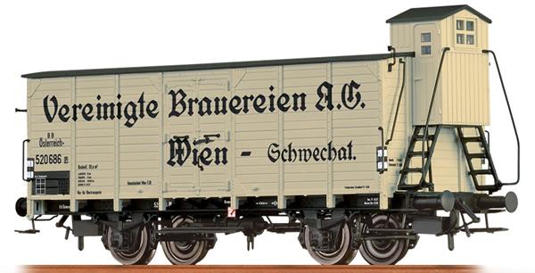 Brawa 49737 - Austrian Beer Car of the BBO